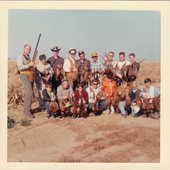 Pheasant Hunting, San Joaquin valley