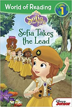 World of Reading: Sofia the First Sofia Takes the Lead