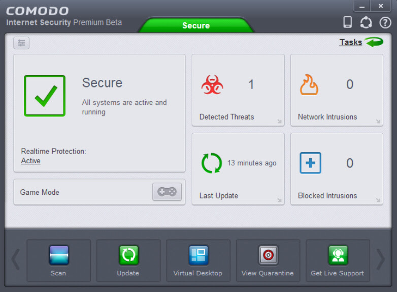 COMODO Internet Security 7
