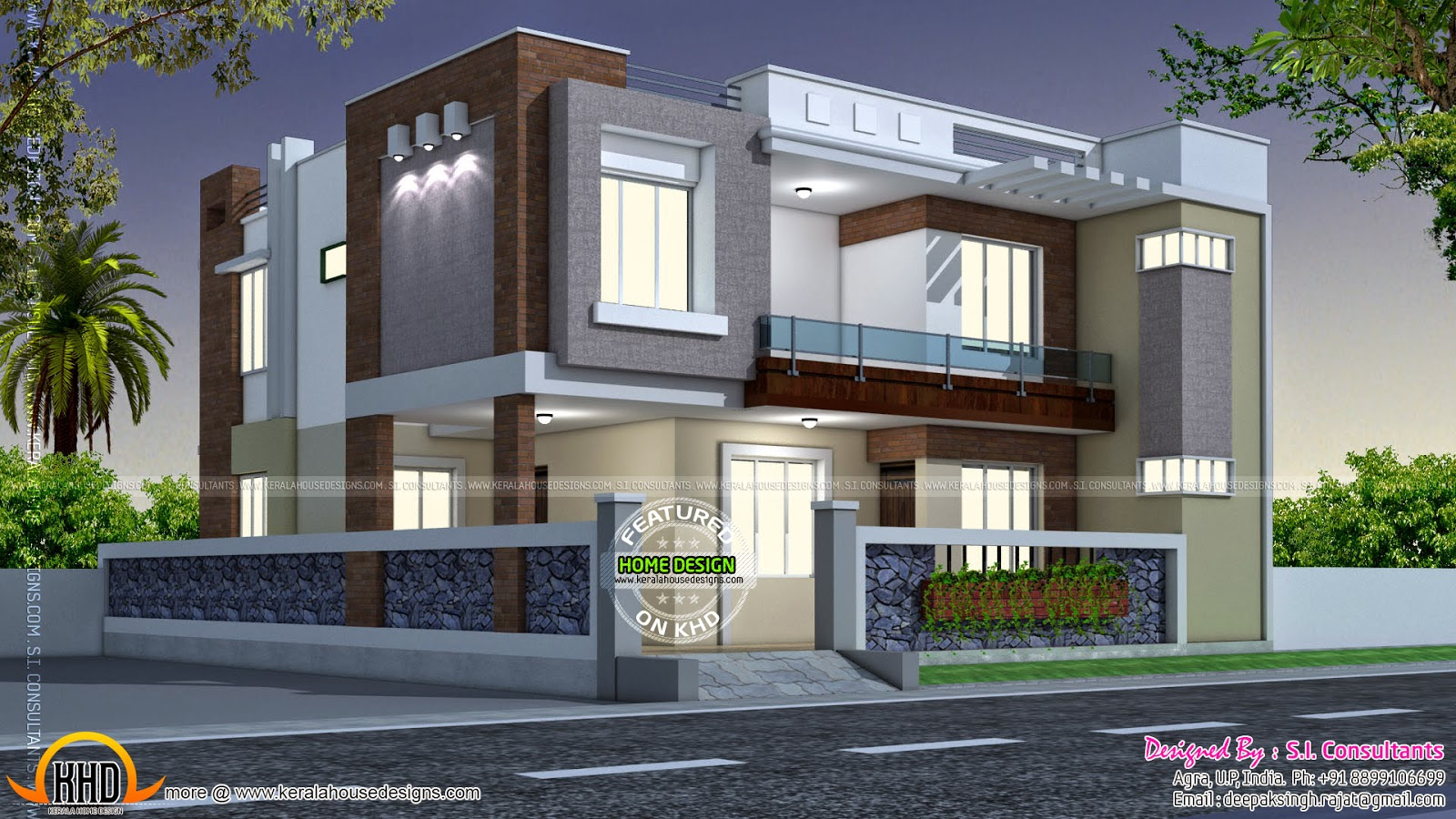 Review Indian House Design Front View Ideas House Generation