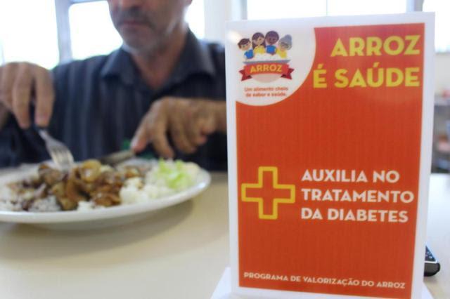 Campanha busca elevar consumo de arroz Sara Kirchhof/Irga,divulgação