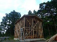 第2木工小屋全貌