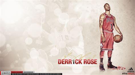 derrick rose thereturn wallpaper posterizes nba