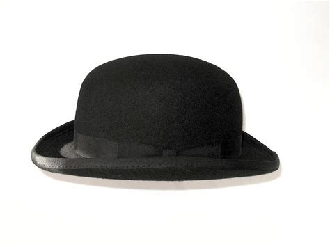 Black Bowler Hat   Races Hats, Wedding Hat, Womens