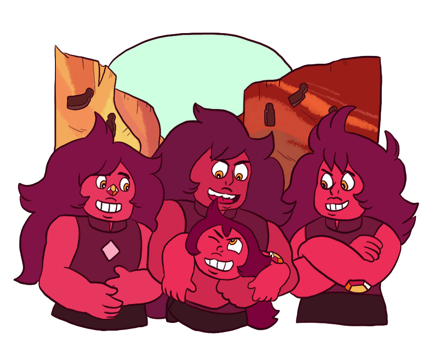 """""""Remember what Pink Diamond said, when this is over and they start building the next Kindergartens, they can make more Carnelians."""" """"I don't want those Carnelians! I want my Carnelians, I want the..."""