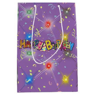 Fun Happy Birthday Confetti