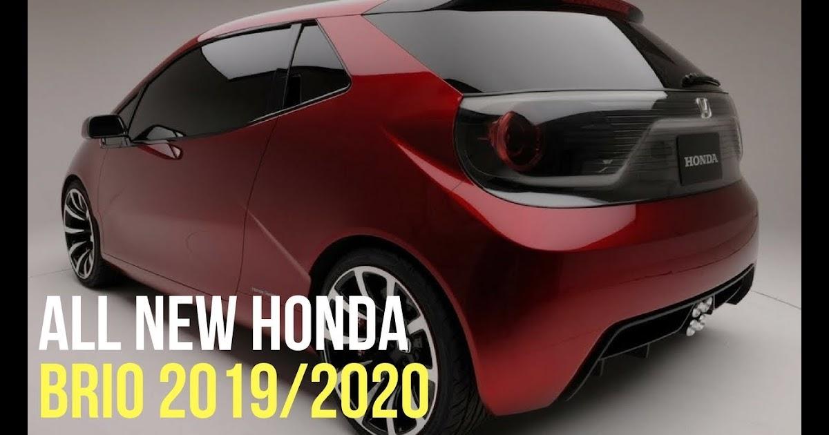 Gambar Modifikasi Mobil All New Honda Brio 2019 Otomotif