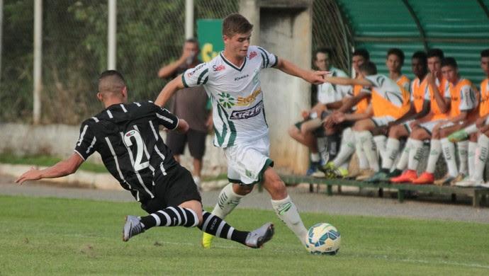 Luverdense, Corinthians, Copa do Brasil sub-17 (Foto: Maico Gaúcho/Luverdense Esporte Clube)