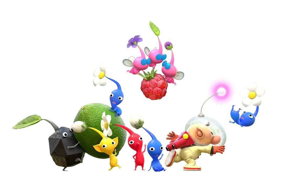 My Nintendo gets some Pikmin themed rewards to get ready for the new game screenshot