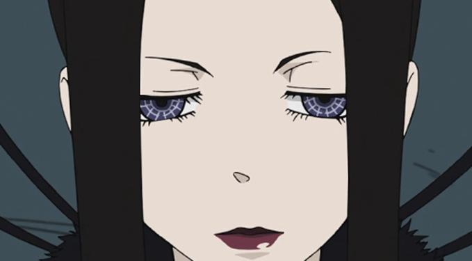 Soul Eater Arachne Eyes