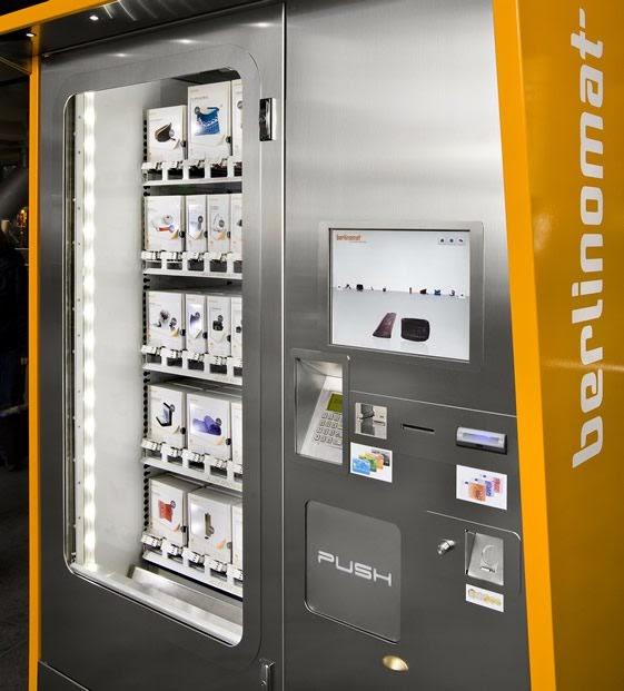 computer vending machine