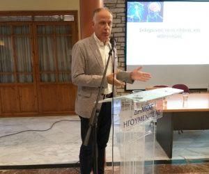 Ήγουμενίτσα: Επιστήμονες και αθλητές μίλησαν για την Σκλήρυνση Κατά Πλάκας σε ημερίδα στην Ηγουμενίτσα