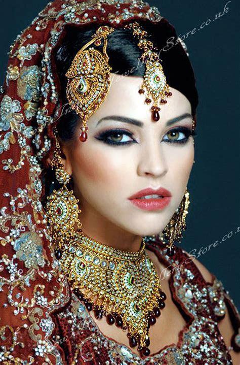 Latest Indian And Pakistani Bridal Jewellery Designs 2013