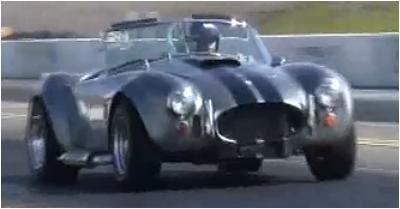 Boss Replica Motors Cobra