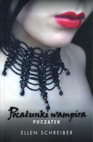 Znalezione obrazy dla zapytania pocałunek wampira początek