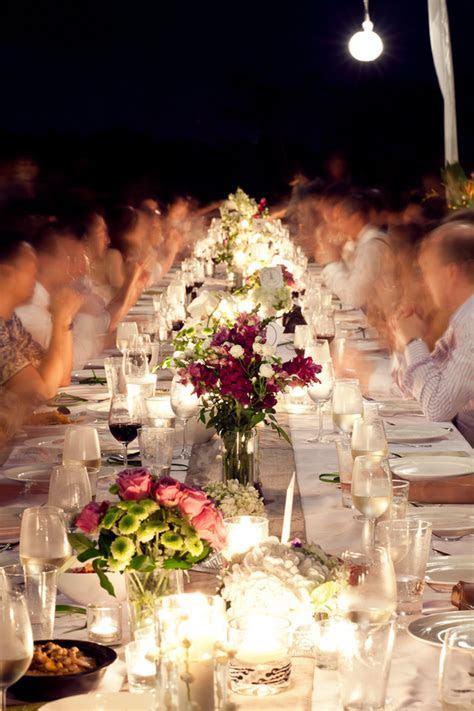 Long Tables for Weddings   Designer Chair Covers To Go