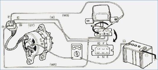 Mazda Alternator Wiring