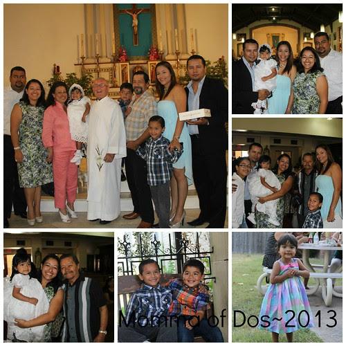 baptism 2013