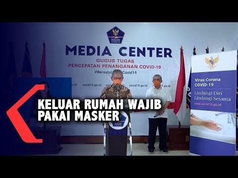 Wajib Masker Untuk Semua Masyarakat oleh - tipssehatkonidin.site