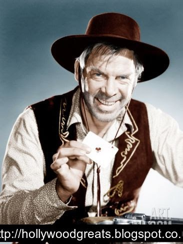 THE MAN WHO SHOT LIBERTY VALANCE (1962) - Lee Marvin as 'Liberty Valance' - Directed by John Ford