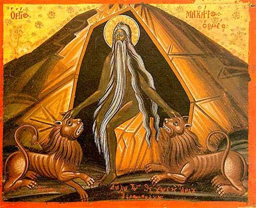 IMG ST. MACARIUS the Roman
