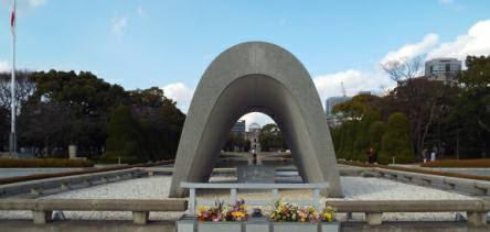Holidays to Hiroshima and Miyajima with Escape Worldwide - Peace Park, Hiroshima