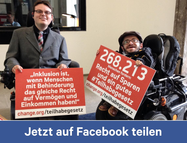 Facebook-Aktion