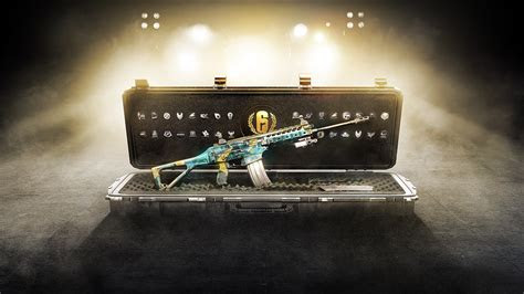 wallpaper pro league weapon skins tom clancys rainbow