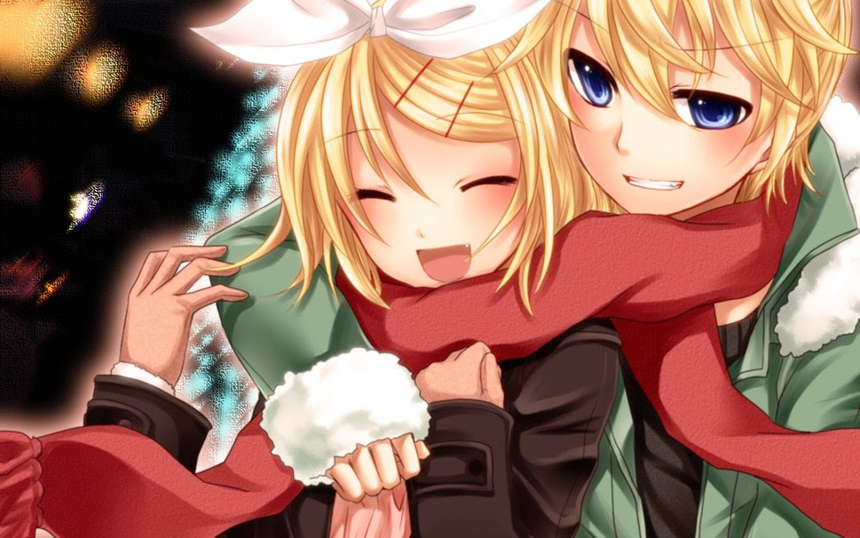 Sweet Couple Anime Wallpaper - WallpaperSafari