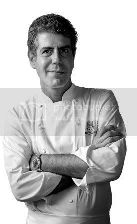 The Mafia Chef: Anthony Bourdain