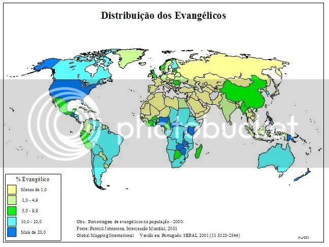 world evangel