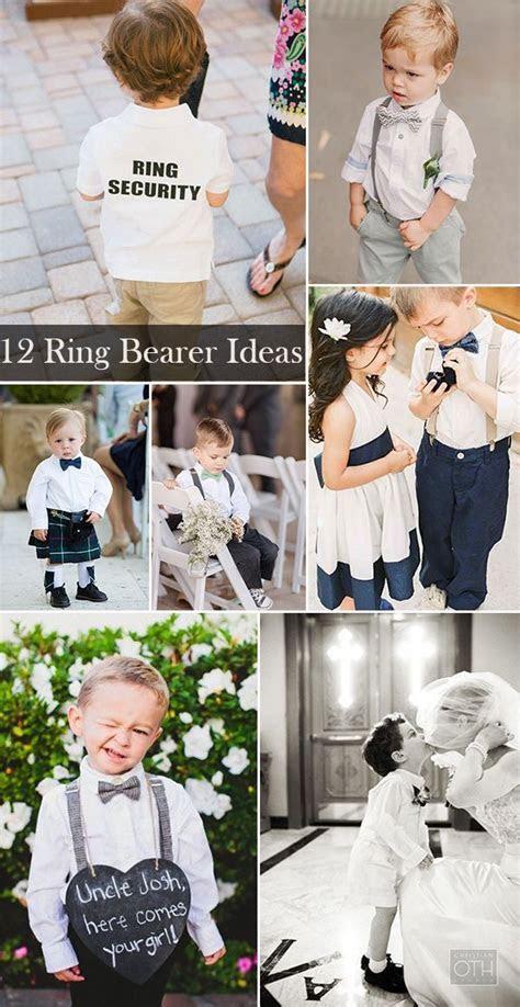 17 Best ideas about Wedding Ring Bearers on Pinterest