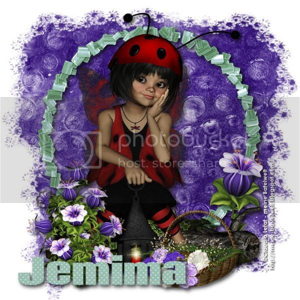 Lady Bug - Jemima