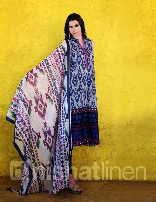 Nisha-Girls-Women-Wear-Beautiful-New-Fashion-Clothes-by-NishatLinen-Summer-Spring-Dress-5