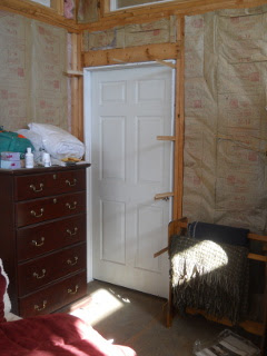 Bedroom Closet Door