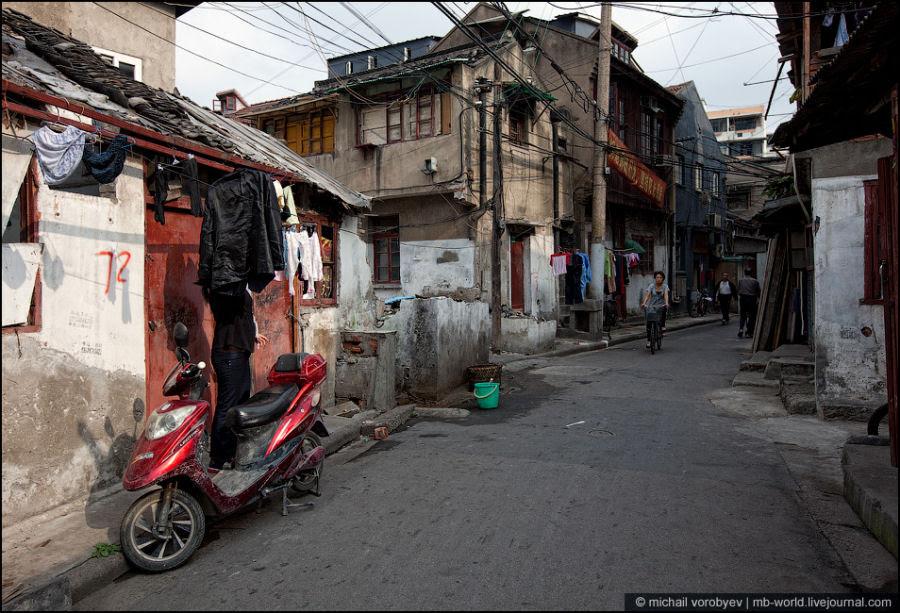 Favelas de Xangai 01