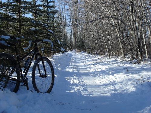 The Winter River Ride