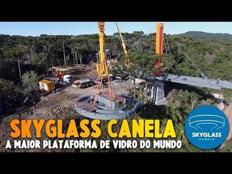 Skyglass Canela deve ser inaugurado em Canela até o fim de 2020 - Atualização 2