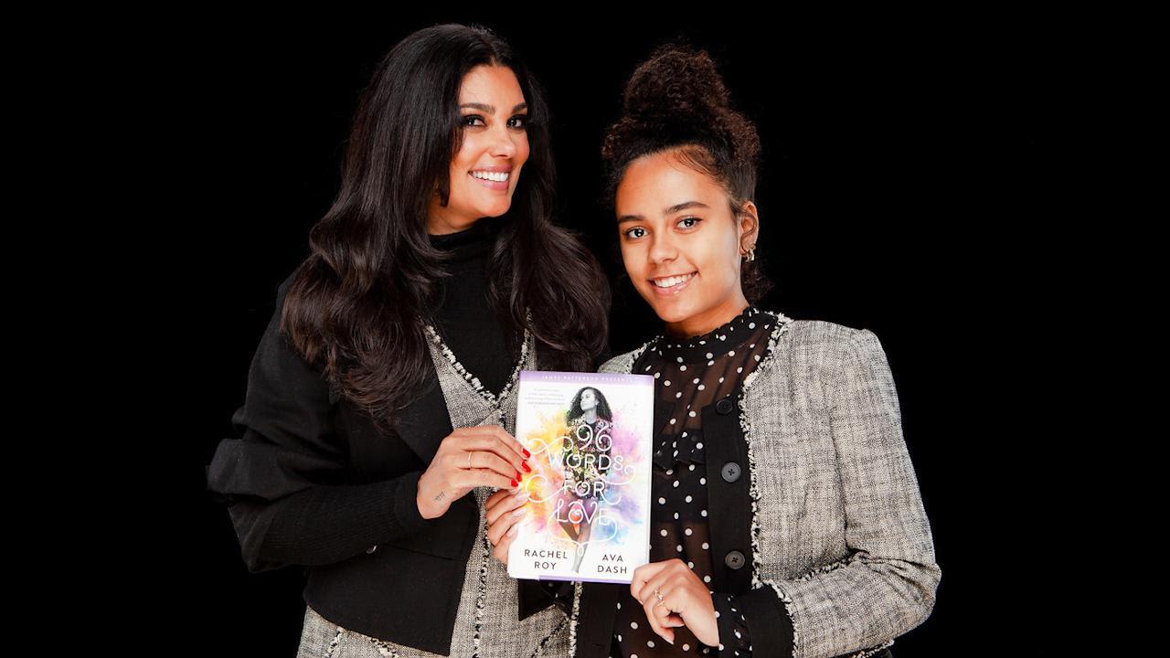 Rachel Roy Ava Dash Discuss Their Book 96 Words For Love