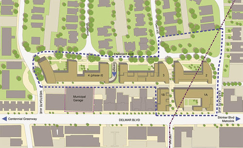 Loop Living Site Plan
