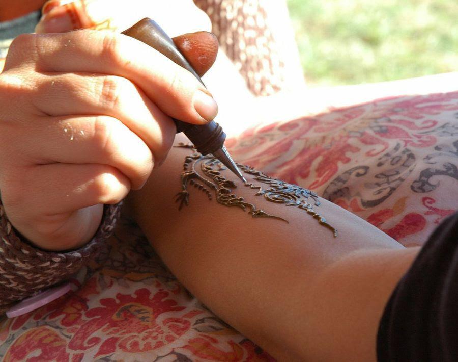 Los Peligros De Los Tatuajes Temporales De Henna Salud