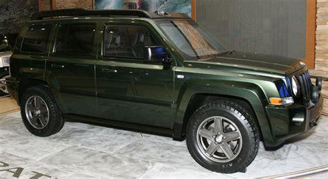 jeep patriot   cars automobile magazine