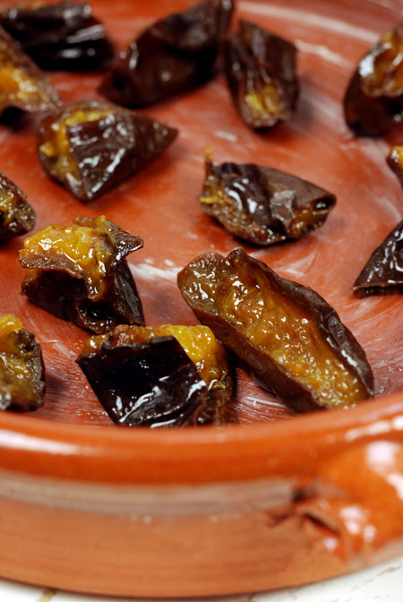 prune and Armagnac Clafoutis© by Haalog