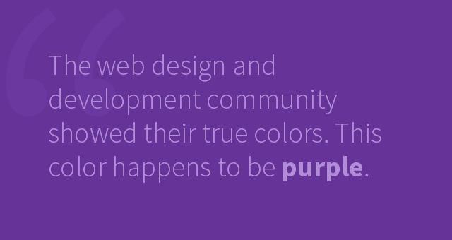The Wonderful Web The Color Purple Alex Lehner
