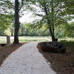 Montmain | Montmain : le chemin autour de l'étang de la Gravelle refait