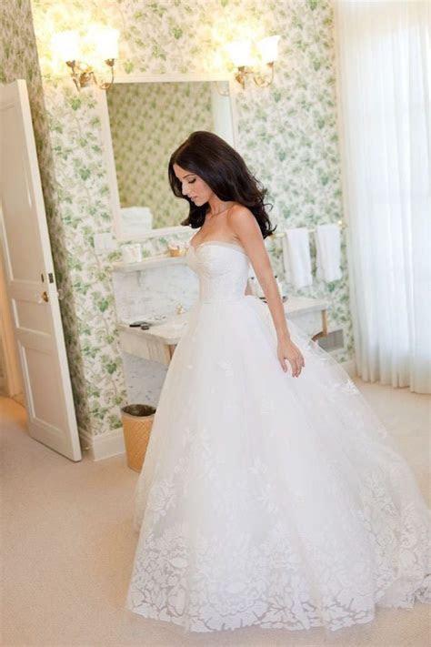 Best 25  Fairytale wedding dresses ideas on Pinterest