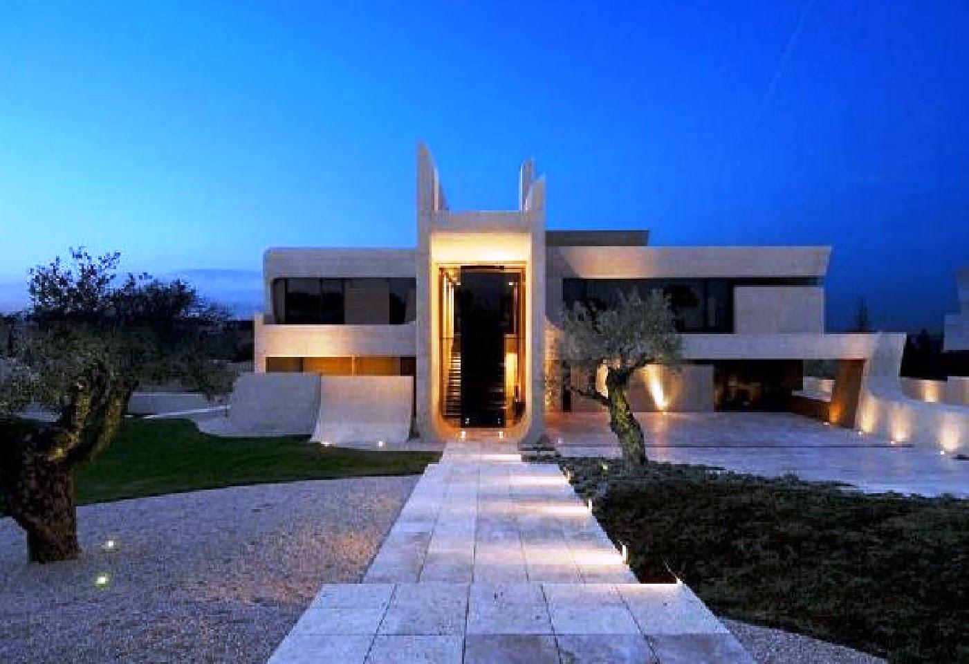 Rumah Minimalis Modern Terbaru  15 Desain Rumah  Minimalis