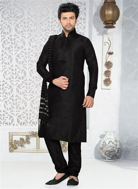 Designer Kurta Pajama Designs For Mens to Wear on Wedding