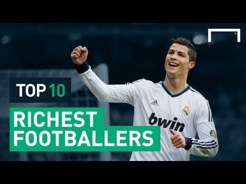 TOP 10 RICHEST FOOTBALL PLAYERS OF 2014