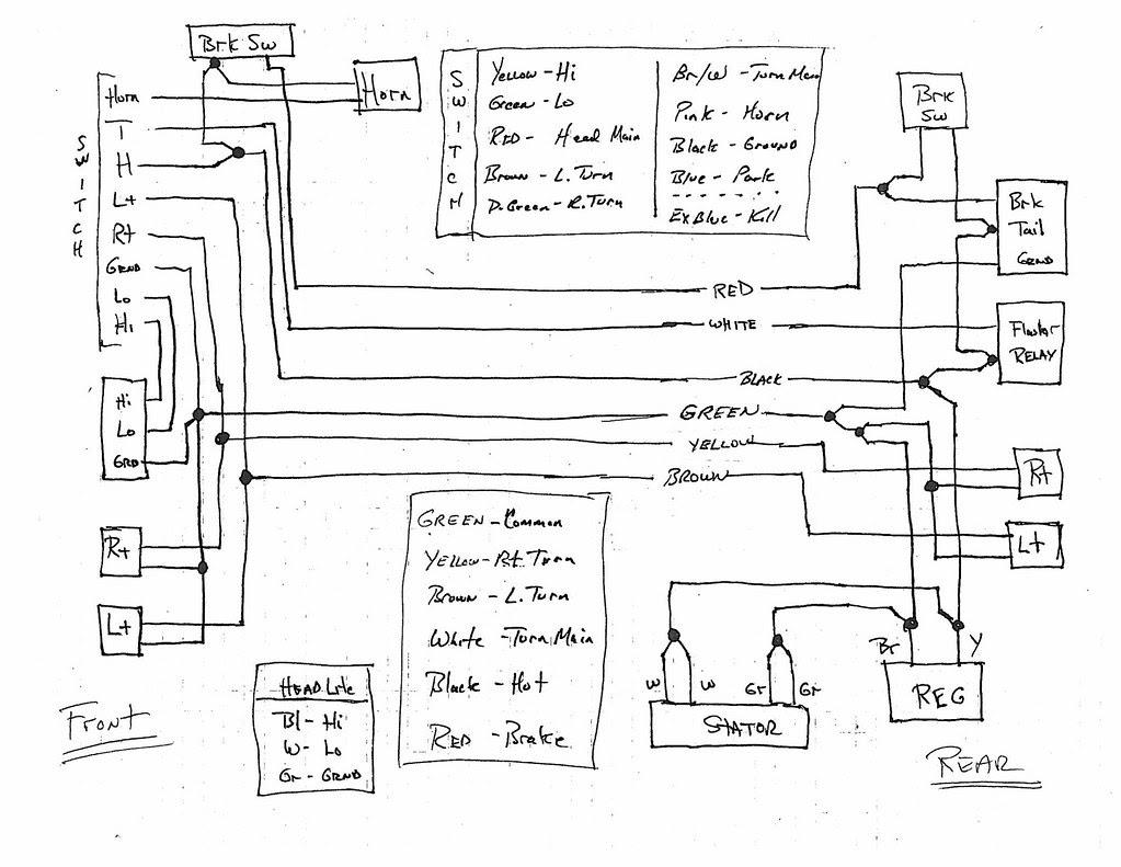 33 Xr650r Wiring Diagram - Wiring Diagram List